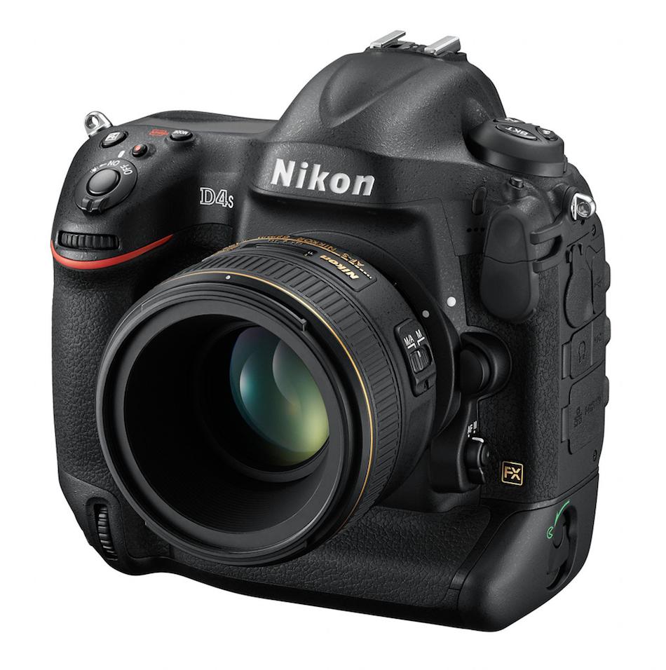 Nikon-D4S-DSLR-1