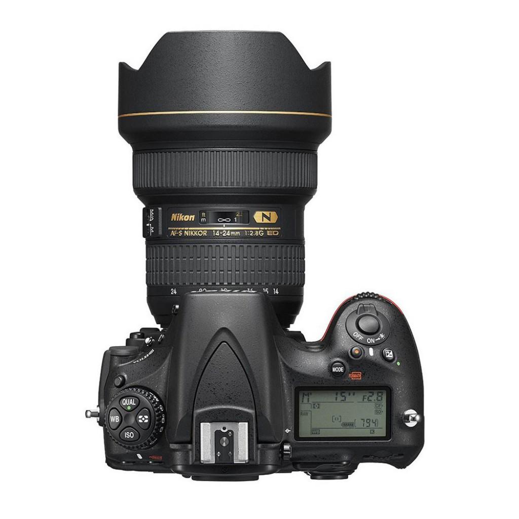 Nikon-D810A-Top