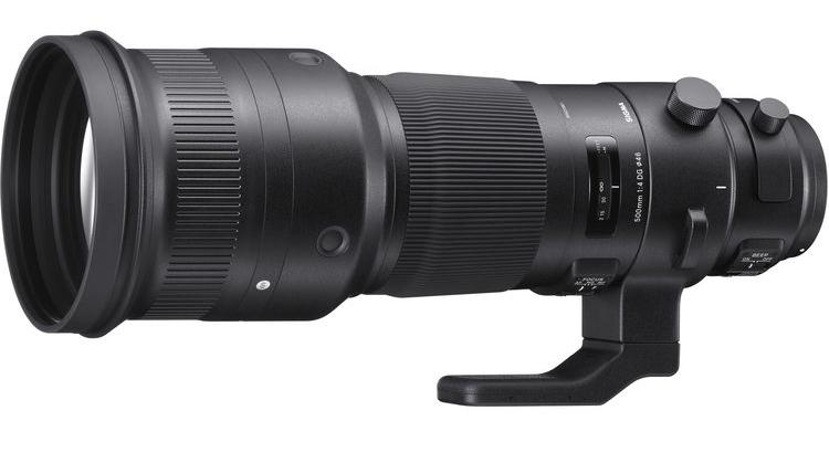 Sigma 500mm f/4
