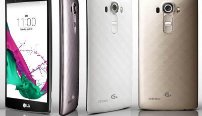 LG ELECTRONICS YENİ AMİRAL GEMİSİ LG G4'Ü TÜM DÜNYAYLA AYNI ANDA İSTANBUL'DA TANITTI