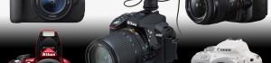 Giriş Seviyesi DSLR Kameralar (Nikon – Canon – Sony)