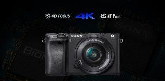 Sony A6300 fotoğraf makinesini duyurdu. Fotoğraf teknolojisi noktasında A6000 ile atmış olduğu büyük adımı daha da ileriye taşıyarak Sony, A6300 adı altında yeni APS-C format kroplu gövdesini fotoğrafçıların beğenisine sundu.