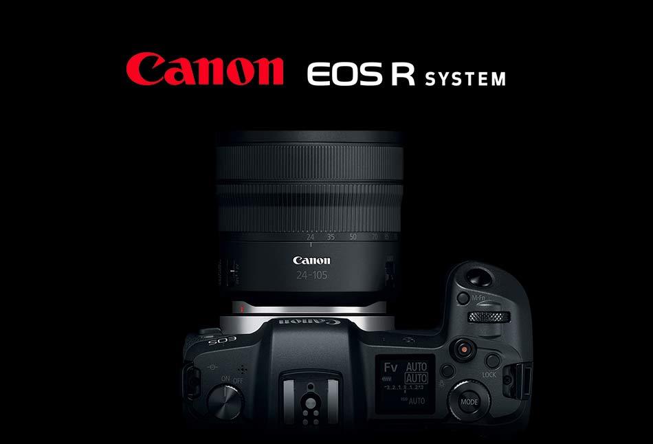 Canon EOS R Full Frame Aynasız - Ali Şenel