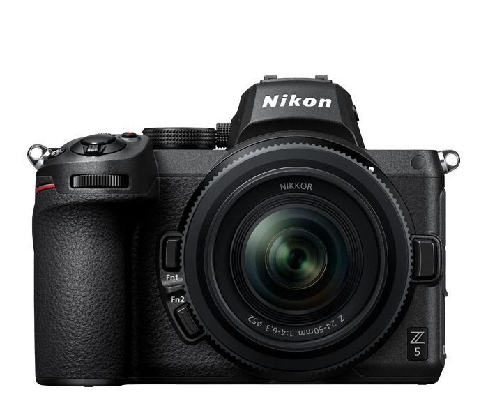 Nikon Z5 ön